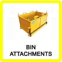 Forklift Bin Attachments