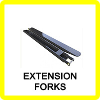 Forklift Fork Extensions