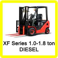 Hangcha Diesel and Gas Forklifts