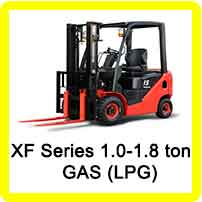 New Hangcha Gas Forklifts for sale