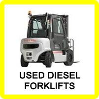 Used Diesel Forklifts