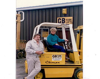 About us GB Catalogue / GB Forklifts Ltd.