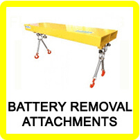 Battery Removal Attachments