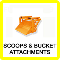 Scoops & Bucket Attachments