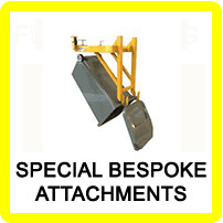 Forklift Special & Bespoke Attachments