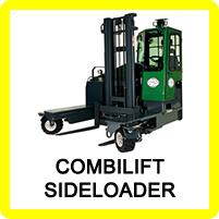 Combilift Sideloader