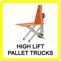 High lift pallet Truck